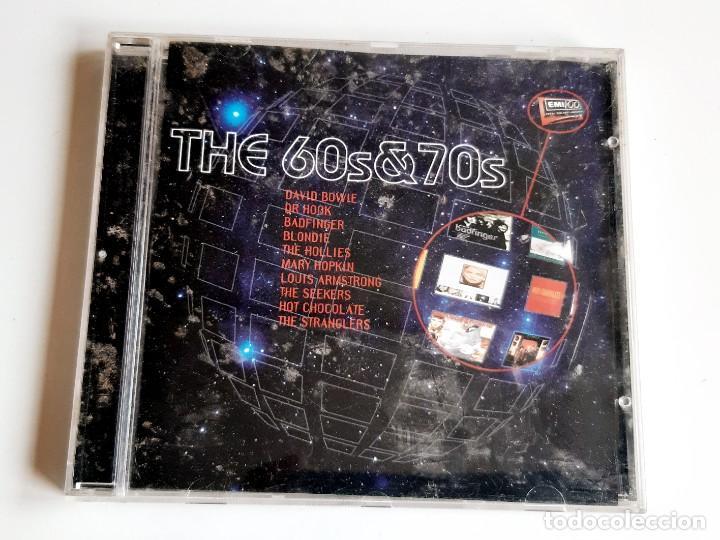 CD THE 60S & 70S (Música - CD's Otros Estilos)