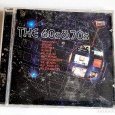 CDs de Música: CD THE 60S & 70S. Lote 280114553