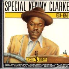 CDs de Música: KENNY CLARKE – SPECIAL KENNY CLARKE. Lote 280114618