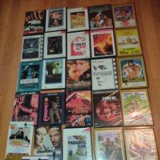 CDs de Música: LOTE 29 PELÍCULAS DE CD,MUCHAS PRECINTADAS,PLANETA DE LOS SIMIOS,PACO MARTINEZ SORIA,BUD SPENCER.. Lote 280114708