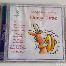 CDs de Música: CD NOISY TIME. Lote 280114748