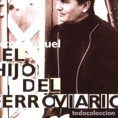 CDs de Música: CD VICTOR MANUEL EL HIJO DEL FERROVIARIO USADO CD103. Lote 279872108