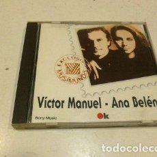 CDs de Música: CD VICTOR MANUEL ANA BELEN. Lote 279892308
