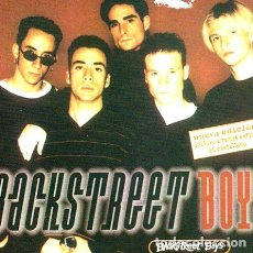 CDs de Música: BACKSTREET BOYS BACKSTREET BOYS CD. Lote 279918183