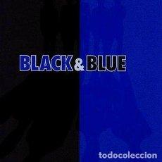 CDs de Música: BACKSTREET BOYS BLACK BLUE CD IGUAL A NUEVO ORIGINAL. Lote 279927263