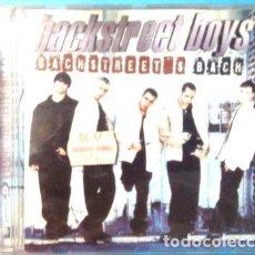 CDs de Música: BACKSTREET BOYS BACKSTREETS BACK. Lote 279939813