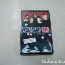 CDs de Música: BACKSTREET BOYS BACKSTREET BOYS CASETTE. Lote 279945728