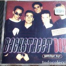CDs de Música: CD BACKSTREET BOYS. Lote 279958108