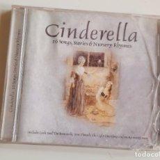 CDs de Música: CD CINDERELLA. Lote 280114903