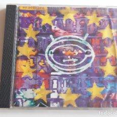 CDs de Música: CD U2 ZOOROFA. Lote 280115293