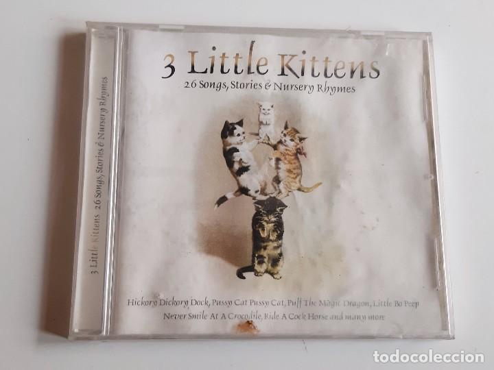 CD 3 LITTLE KITTENS (Música - CD's Otros Estilos)