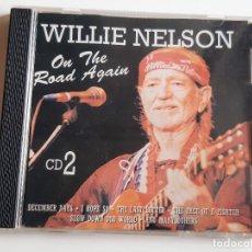 CDs de Música: CD WILLIE NELSON. Lote 280115733