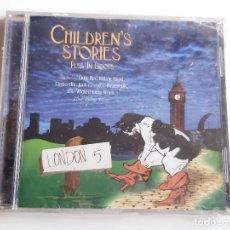 CDs de Música: CD CHILDREN'S STORIES. Lote 280115983