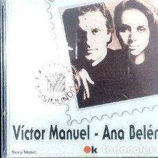 CDs de Música: VICTOR MANUEL ANA BELEN CD 645. Lote 279961598