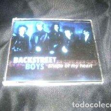 CDs de Música: BACKSTREET BOYS SHAPE OF MY HEART CD SINGLE. Lote 279961633