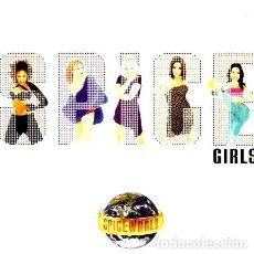 CDs de Música: SPICE GIRLS SPICEWORLD CD. Lote 279963943