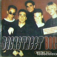 CDs de Música: CD BACKSTREET BOYS USADO 1996 EN LA PLATA. Lote 279972463