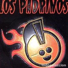 CDs de Música: LOS PADRINOS CD. Lote 279977773