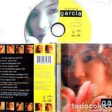 CDs de Música: MANOLO GARCIA NUNCA EL TIEMPO ES PERDIDO CD 2001 SPAIN. Lote 279985353