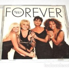 CDs de Música: SPICE GIRLS FOREVER CD. Lote 279998738