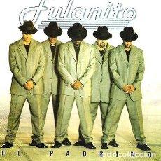 CDs de Música: FULANITO ALBUM EL PADRINO SELLO CUTTING RECORDS CHILE CD. Lote 280027468
