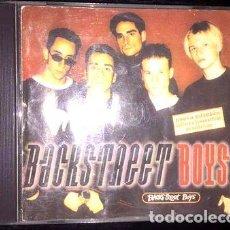 CDs de Música: BACKSTREET BOYS BACKSTREET BOYS CD. Lote 280036398