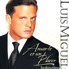 CDs de Música: LUIS MIGUEL AMARTE ES UN PLACER CD. Lote 280047588