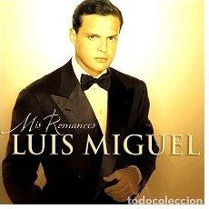CDs de Música: CD LUIS MIGUEL MIS ROMANCES. Lote 280050208