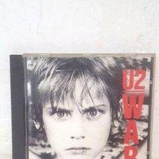 CDs de Música: CD U2 WAR USA. Lote 280081588