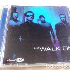 CDs de Música: U2 WALK ON CD SINGLE MADE IN EU. Lote 280083923