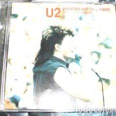 CDs de Música: U2 SHADOWS AND TALL TREES CD BOOTLEG UNICO SOLO FANS. Lote 280085598