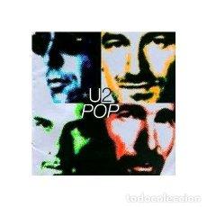 CDs de Música: U2 POP CD. Lote 280103483