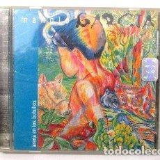 CDs de Música: MANOLO GARCIA ARENA EN LOS BOLSILLOS CD ORIGINAL. Lote 280070713