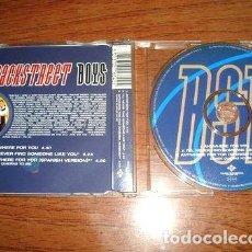 CDs de Música: BACKSTREET BOYS SINGLE ANYWHERE FOR YOU CD1 ED EUROPEA YAPA. Lote 280076398