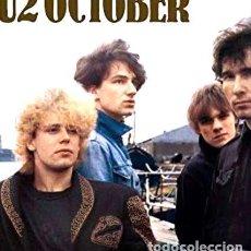 CDs de Música: U2 OCTOBER CD. Lote 280085843