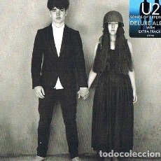 CDs de Música: U2 SONGS OF EXPERIENCE DELUXE EDITION CD. Lote 280086408