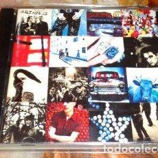 CDs de Música: U2 ACHTUNG BABY CD GERMANY. Lote 280088663