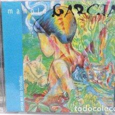 CDs de Música: MANOLO GARCIA ARENA EN LOS BOLSILLOS BMG 1998. Lote 280099248