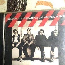 CDs de Música: U2 HOW TO DISMANTLE AN ATOMIC BOMB. Lote 280099523