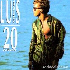 CDs de Música: LUIS MIGUEL 20 ANOS CD. Lote 280102668