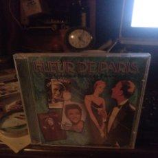 CDs de Música: FLEUR DE PARÍS. Lote 280123818