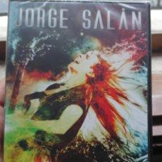 CDs de Música: JORGE SALÁN - DIRECTO A SAN JAVIER CD + DVD. Lote 280125683