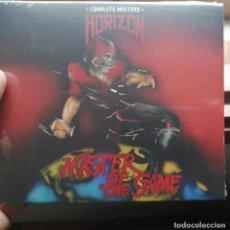 CDs de Música: HORIZON - MASTER OF THE GAME (1984) HARD MELODICO HOLANDA 2 CD REMASTERIZADO. Lote 280126278