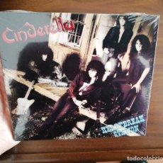 CDs de Música: CINDERELLA - HEARTBREAK STATION (1990) 2011 2 CD REMASTERIZADO CON BONUS TRACKS + LIVE. Lote 280126353