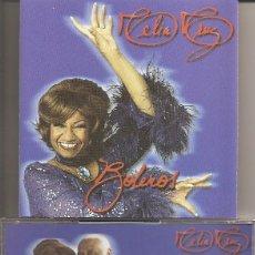 CDs de Musique: CELIA CRUZ - BOLEROS (CD, SUM RECORDS 2002). Lote 280271408