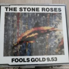 CDs de Música: LOTE CD SINGLES - STONE ROSES - CAJAS SLIM - WATERFALL-ONE LOVE-SO YOUNG - ETC. Lote 280373653