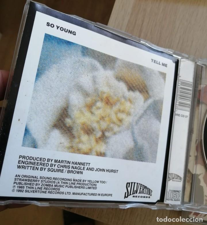 CDs de Música: LOTE CD SINGLES - STONE ROSES - CAJAS SLIM - WATERFALL-ONE LOVE-SO YOUNG - ETC - Foto 5 - 280373653