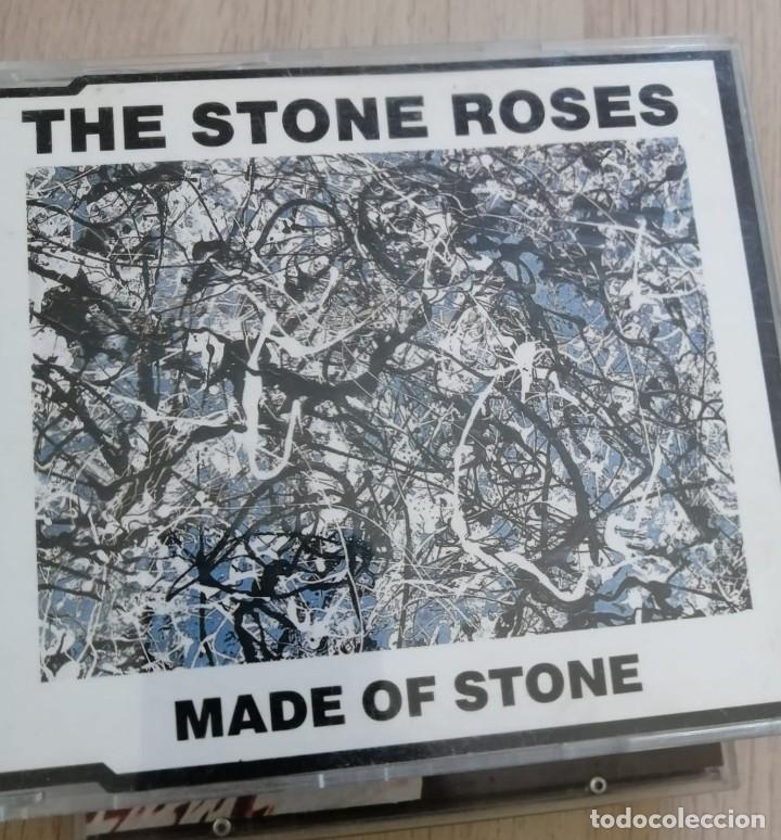 CDs de Música: LOTE CD SINGLES - STONE ROSES - CAJAS SLIM - WATERFALL-ONE LOVE-SO YOUNG - ETC - Foto 7 - 280373653