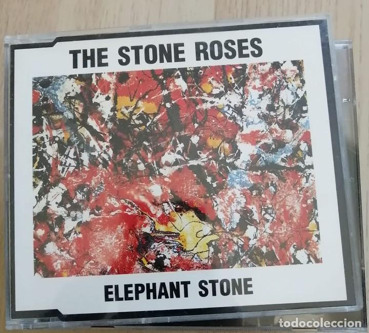 CDs de Música: LOTE CD SINGLES - STONE ROSES - CAJAS SLIM - WATERFALL-ONE LOVE-SO YOUNG - ETC - Foto 9 - 280373653