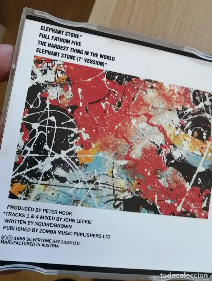 CDs de Música: LOTE CD SINGLES - STONE ROSES - CAJAS SLIM - WATERFALL-ONE LOVE-SO YOUNG - ETC - Foto 10 - 280373653